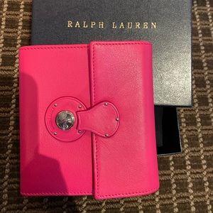 Great condition Ralph Lauren wallet